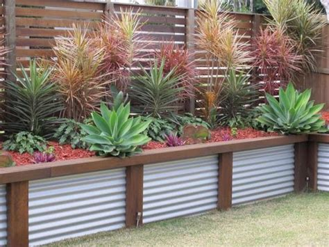 cheap retaining wall ideas choosing materials for garden