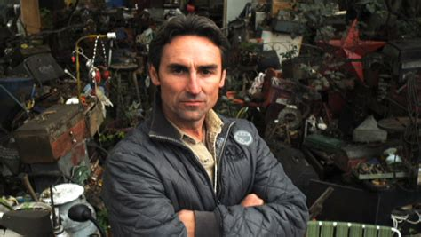 mike and donna video american pickers history com