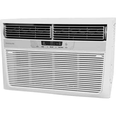 8000 btu air conditioner with heat frigidaire fra08pzu1 8 000 btu 115v window mounted compact
