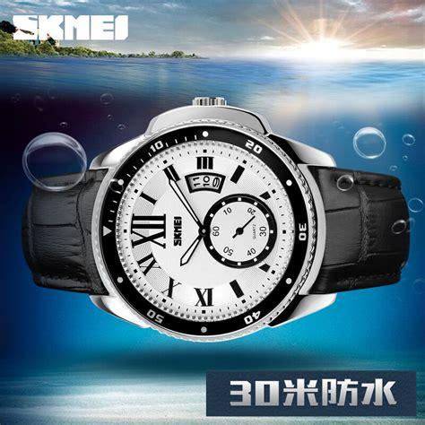 Skmei 1135 Original Silver Jam Tangan Pria Casual Ant Berkualitas skmei jam tangan analog pria 1135cl silver black