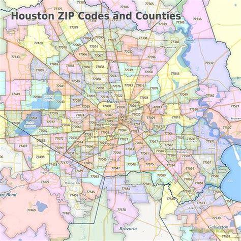 zip code map houston pdf houston tx map map houston tx map of flooding
