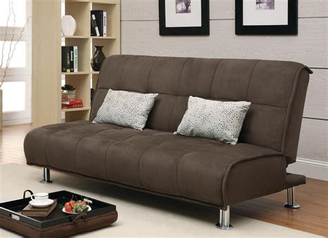 brown sofa bed sofa bed brown sofa from coaster 300276 coleman furniture