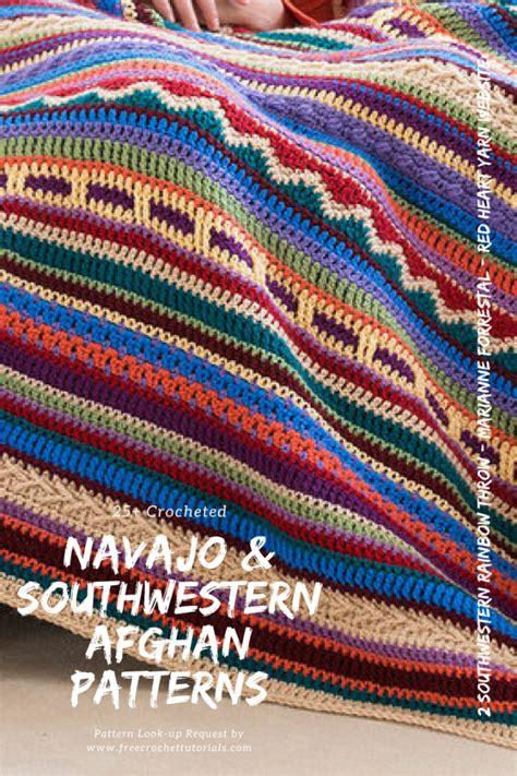 crochet pattern navajo afghan navajo afghan crochet pattern free dancox for