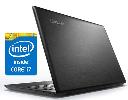 Laptop Lenovo Ideapad 110 I5 lenovo ideapad 110 laptop intel i5 6200 15 6 inch hd 1tb 4gb 2gb vga win 10 black