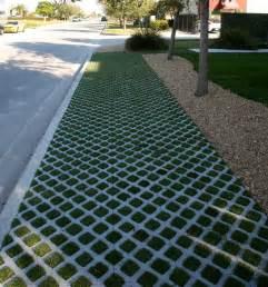 Cheap Backyard Patio Easy Grass Block Walkway Easy Grass Block Pinterest