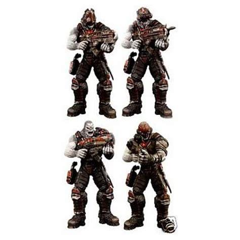 Neca Gears Of Wars 2 Locust Hive Set gears of war locust hive figures neca gears of