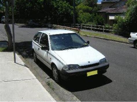 Used Suzuki Sydney 1989 Used Suzuki Car Sales Neutral Bay Sydney Nsw
