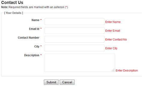 tutorial jquery validation form jquery form validation exle learn how to validation