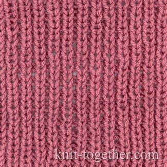 what is ribbing in knitting knit together simple easy rib 1x1 knitting pattern