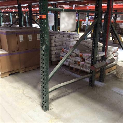 Pallet Rack Repair by Pallet Rack Repair Rack Repair Kits Warehouse Rack And