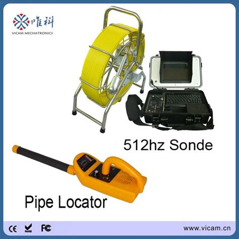 Plumbing Locator - industrial portable drain sewer pipe inspection