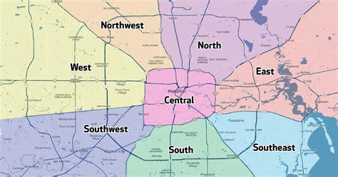 houston hospitals map primary care houston methodist