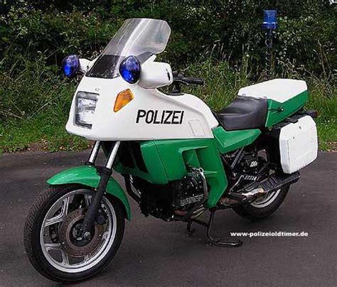 Motorrad Club Kempten by Die Polizei Oldtimer Des Pmc Hier Die Bmw K 75