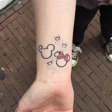 small mickey tattoo 25 best ideas about disney tattoos on small