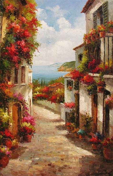 beautiful painting 30 beautiful and soft impressionism