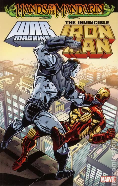 Iron War Machine Comic war machine comic books issue 1
