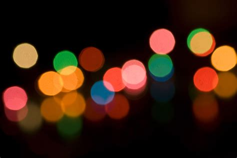 bokeh lights photo of light bokeh free images