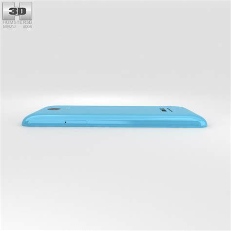 Meizu Note M1 meizu m1 note blue 3d model hum3d