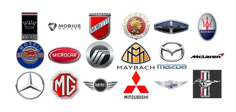 Car Types That Start With S by Car Brands With A Z World Cars Brands