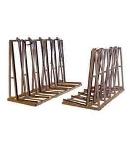 wgsonline groves single sided truck glass rack 96 quot