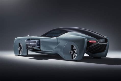 the mini and rolls royce vision next 100 concepts show why
