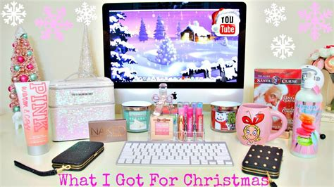 decorate picture what i got for christmas 2013 youtube