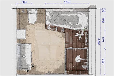 Badezimmer Grundrisse by Badezimmer Grundriss Planen Ciltix Sammlung