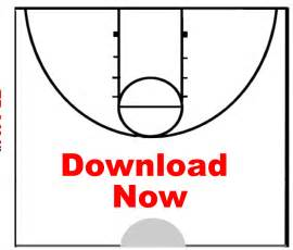 basketball court layout template printable basketball pictures cliparts co