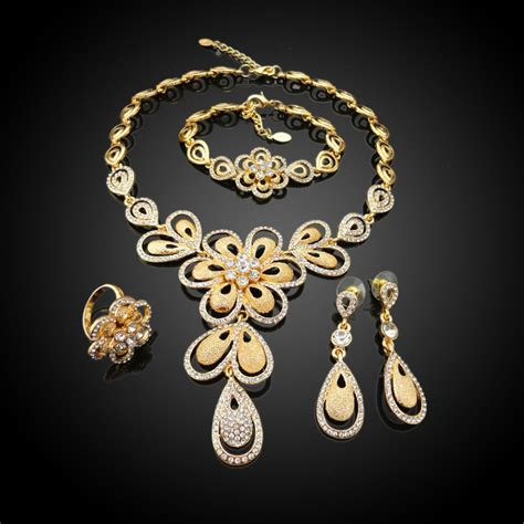 wholesale jewellery 2015 wholesale fashion gold plated necklaces jewellery