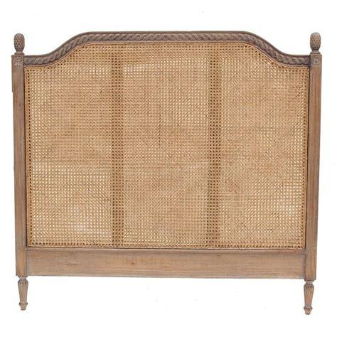 rattan bed headboards best 25 rattan headboard ideas on pinterest vintage