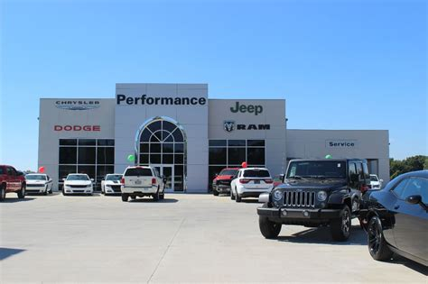 Performance Chrysler by Performance Dodge Chrysler Jeep Used Cars Ferriday La