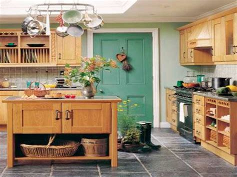 country kitchen wallpaper ideas for home