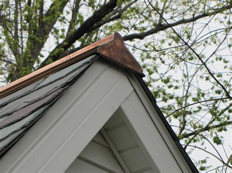 Shed Roof Ridge Cap by Slate Roof Central Message Board Cottage Style