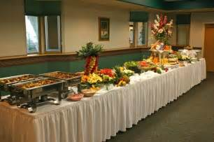 Setting Up A Buffet Table Wedding Reception Buffet Set Up Buffet Table Set Up For