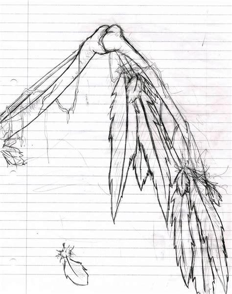 A Broken Wing broken wing by catsun4ik on deviantart