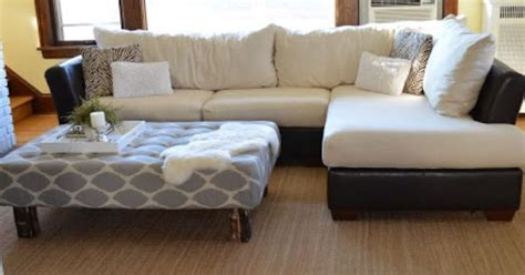 Recover Sofa Cushions by Recovering L Shaped Cushions Sew All The Things