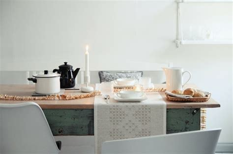 hängele skandinavisch dekor schlafzimmer skandinavisch