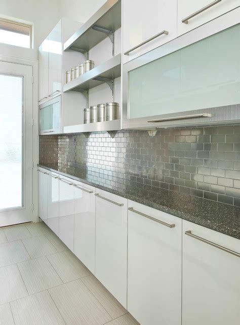 4x12 subway fliese mediterranean estate home contemporary kitchen