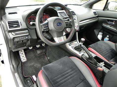 Subaru Wrx Interior Mods by 2015 Subaru Wrx Sti Rally Loving Madness For 5