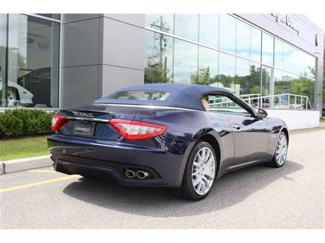 Maserati Convertible For Sale by 2012 Maserati Gt Convertible For Sale Gc 18573 Gocars