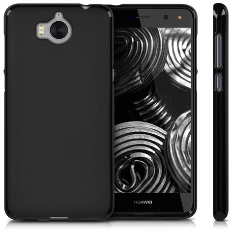 tpu silicone cover for huawei y6 2017 soft silicon