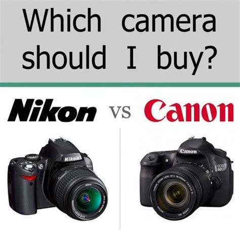 Perbandingan Lensa Nikon Vs Canon canon cameras and nikon on