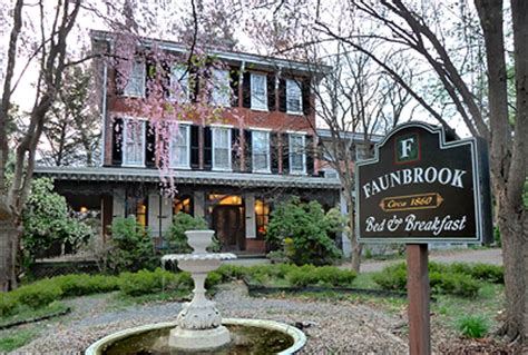 faunbrook bed breakfast rehearsal dinner the bride guide to west chester