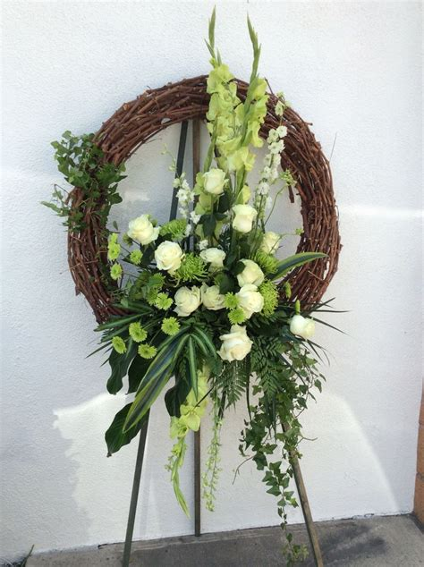 grapevine floral design home decor the clarenville nl 1000 images about funeral flowers and bereavement quotes