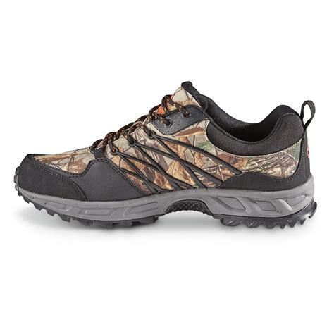 outfitters mens sneakers realtree outfitters s bobcat realtree xtra sneakers