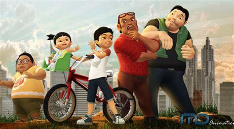film animasi inspiratif adit sopo jarwo sukses raih penghargaan dompet dhuafa