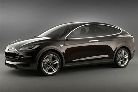Tesla Model X Delivery The Tesla Model X Deliveries Will Begin Next Month