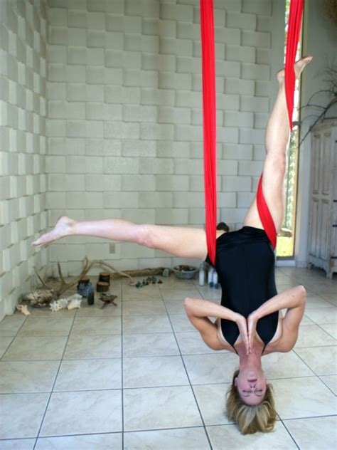 yoga swing tutorial 30 best aerial yoga images on pinterest aerial silks