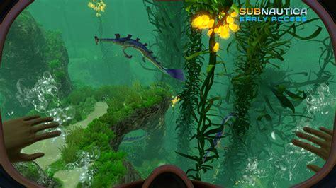 Pc Original Subnautica Steam unknown worlds underwater adventure subnautica hits steam early ac gamewatcher