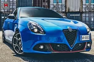 Alfa Romeo Giulietta Sport Look Accattivante Per La Nuova Alfa Romeo Giulietta Sport